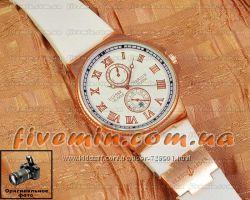 Женские часики Ulysse Nardin Maxi Marine Chronometer Lady много часов акции