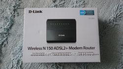 Беспроводной модем D-Link DSL-2640U