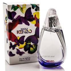 Kenzo MADLY 80ml edp цветочный, фруктовый