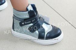 Стильные демисезонные ботинки, сникерсы ТМ Jong&Golf