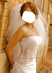 Акция  Продам свадебное платье