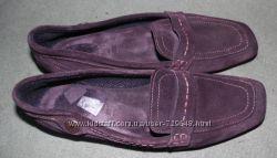 туфли замша Esprit