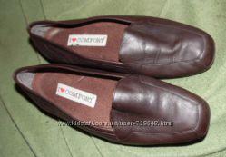 Туфли кожа мягкие