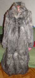 Шуба козочка , размер 52-56