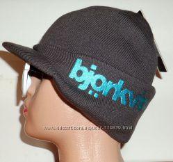 Стильная брендовая шапочка Bjorkvin хит сезона