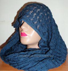 Ажурный шарфик- снуд от C&A