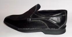 40 Шикарные кожаные брендовые туфли