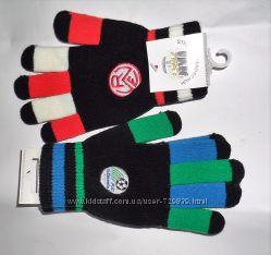 Перчатки для настоящего футболиста