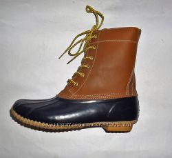 38 41 Кожаные непромокаемые ботинки  Lands End