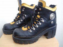Крутые ботинки Lee Riders