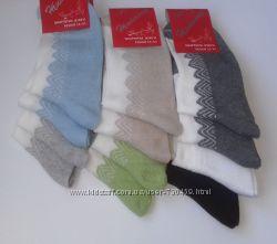 Жіночі ажурні шкарпетки - упаковка асорті