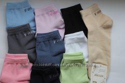 Однотонні якісні шкарпетки. Великий вибір відтінків
