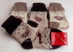 Махровi тепленькi жiночi шкарпетки Олені. Житомир