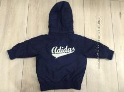 Тепленька куртка Adidas