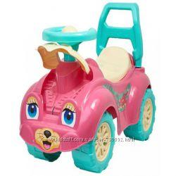 Детский Автомобиль - каталка для прогулок Технок