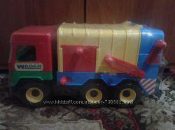 Мусоровоз Middle truck Тигрес