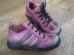 Ботиночки кроссовки Ecco 15см стелька