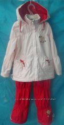 Новые. Весенне-летние костюмы для маленьких модниц. Т. М. R&M.