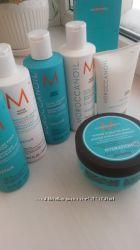 Уход за волосами от Moroccanoil