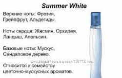туалетная водичка Summer White в наличии