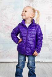 Курточка для девочки Тм Evolutiоn-скидки