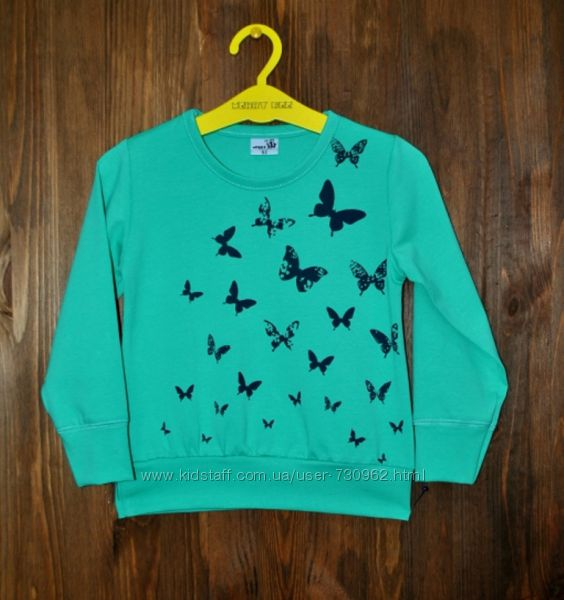 Блузка для девочки Butterfly
