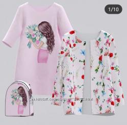 Платья разные расцветки