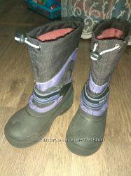 Продам зимние ботинки Kamik р. 12, 18. 5см