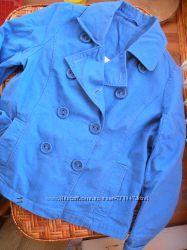 Джинсовый пиджак, кардиган