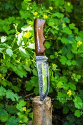 Нож Рысь  ручной работы
