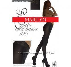 Колготки Marilyn Erotic vita bassa 100