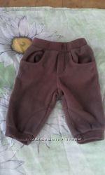 Продам флисовые штанишки