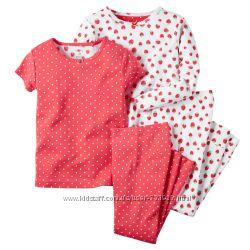 Одна на выбор пижама картерс Carters - 5т, 100 хлопок  коттон