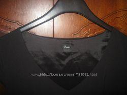 Платье черное элегантное с кружевом