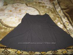 Легкая юбка на покладке