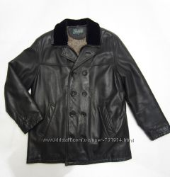Куртка мужская кожаная 3 в 1 итальянский дизайн