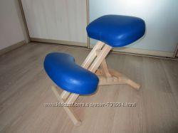 Ортопедический коленный стул для правильной осанки и здоровой спины