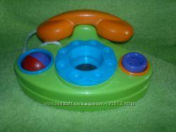 Игрушечный телефон для детей от 6 месяцев Fun Time