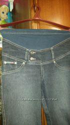 Штаны для беременной с резиночкой на животик.