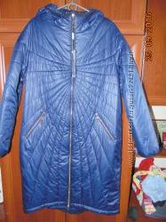 Куртка новая 52р срочно