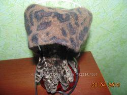перчатки шапки шарфи