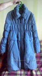 красивое зимнее пальто, куртка