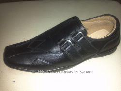 Детские туфли мальчик школа 37, 38 размеры  Польша