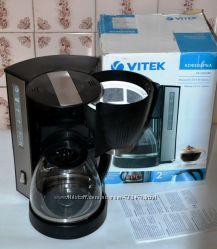 Кофеварка капельная Vitek VT-1509 BK