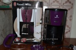 Кофеварка Russell Hobbs 15068-56. новая