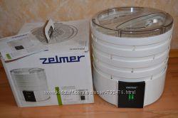 Сушилка для фруктов и овощей Zelmer FD1000. Новая