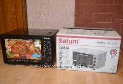 Печь электрическая Saturn ST-EC3801 Black