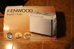 Хлебопечь Kenwood BM 350 бу