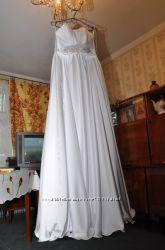 Продам свадебное Греческого типа платье Полтава