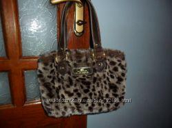 леопардовая сумочка   для принцессы и не только  Louis Vitton